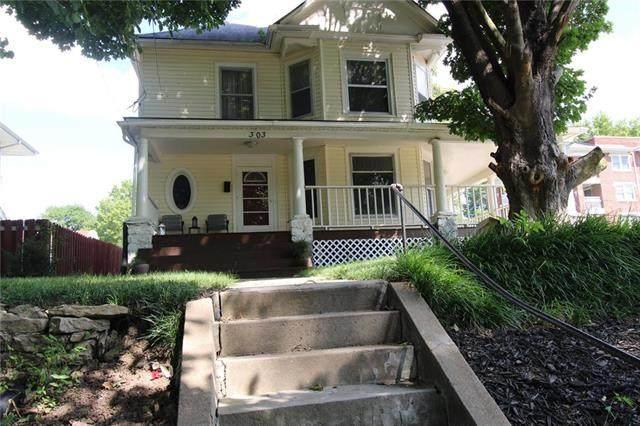 303 N Union Street, Independence, MO 64050 (#2236318) :: The Gunselman Team