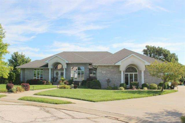 1113 Saxony Court, Warrensburg, MO 64093 (#2236338) :: Ron Henderson & Associates