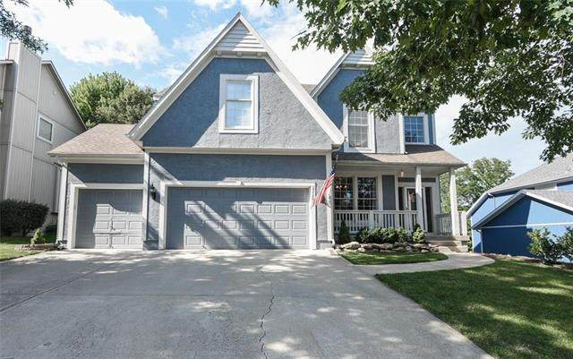 23204 W 46th Street, Shawnee, KS 66226 (#2236400) :: House of Couse Group