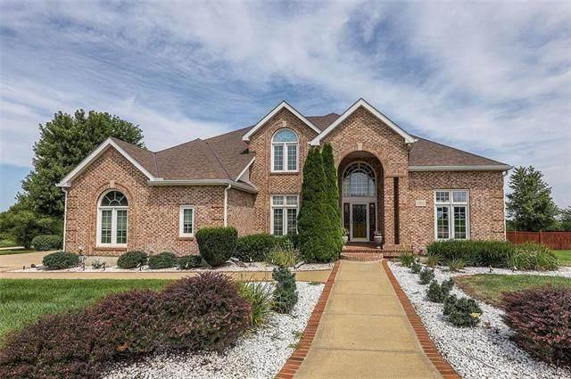 35868 W 218 Street, Edgerton, KS 66021 (#2236519) :: Dani Beyer Real Estate