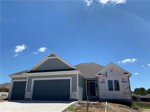 7160 NW Clore Drive, Parkville, MO 64152 (#2236532) :: Ron Henderson & Associates