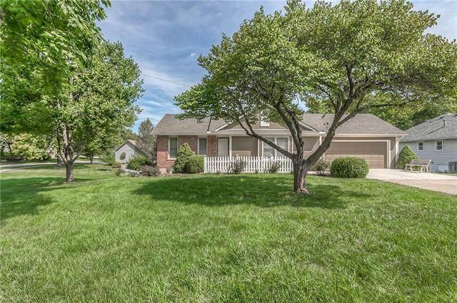 14320 W 61st Street, Shawnee, KS 66216 (#2236535) :: House of Couse Group