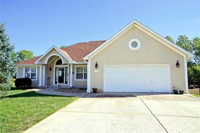 911 Ash Drive, Smithville, MO 64089 (#2236951) :: Ron Henderson & Associates