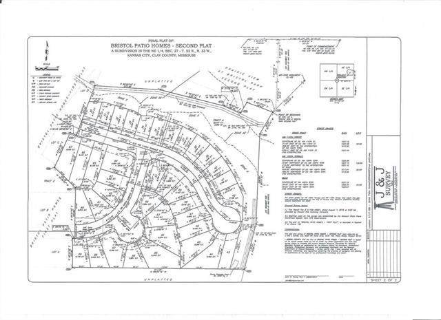 Lot 42 NW 110th Street, Kansas City, MO 64155 (#2236979) :: The Kedish Group at Keller Williams Realty