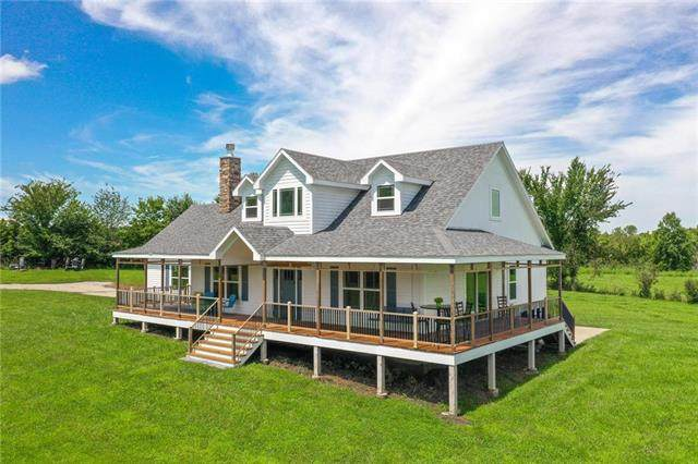 981 NW 475th Road, Centerview, MO 64019 (#2237194) :: Ron Henderson & Associates