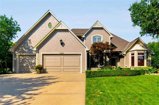 14624 W Eby Street, Overland Park, KS 66221 (#2237287) :: Jessup Homes Real Estate | RE/MAX Infinity