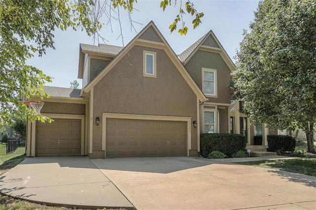 19603 W 98th Street, Lenexa, KS 66220 (#2238386) :: The Kedish Group at Keller Williams Realty