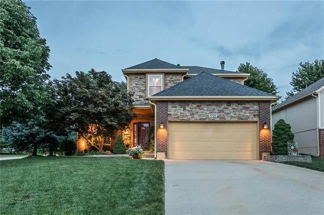5725 Lakeridge Drive, Shawnee, KS 66218 (#2238416) :: Ron Henderson & Associates