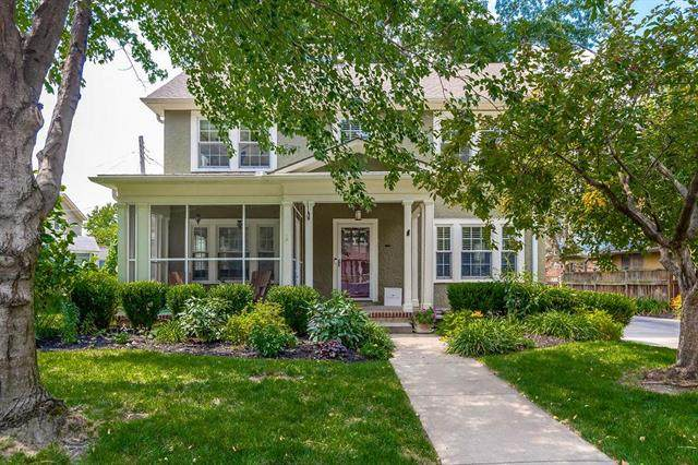6430 Wyandotte Street, Kansas City, MO 64113 (#2238555) :: Ron Henderson & Associates