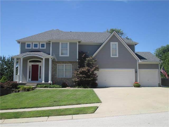2930 S Granite Avenue, Blue Springs, MO 64015 (#2238589) :: Ron Henderson & Associates