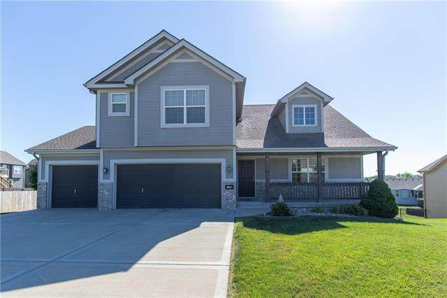10111 N Lawn Avenue, Kansas City, MO 64156 (#2238609) :: Ron Henderson & Associates