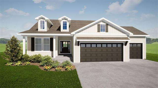 14408 S Shady Bend Road, Olathe, KS 66061 (#2238623) :: Five-Star Homes