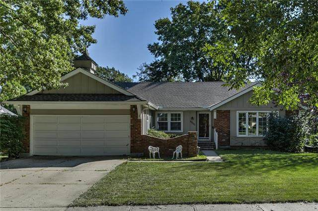 6805 Wedd Street, Merriam, KS 66203 (#2238651) :: Edie Waters Network