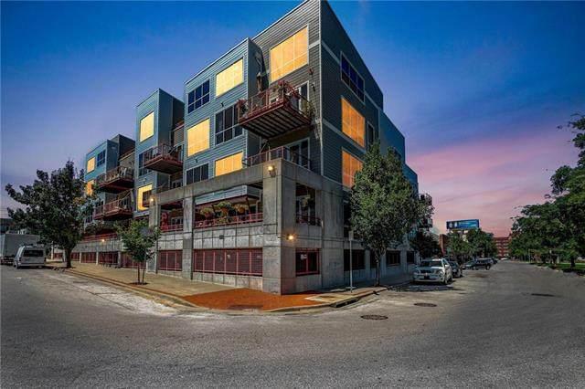 522 Locust Street #306, Kansas City, MO 64106 (#2238728) :: Ron Henderson & Associates