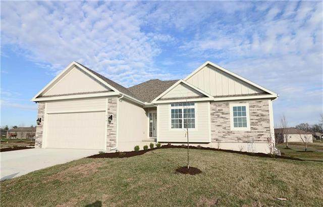 516 SE Colonial Court, Blue Springs, MO 64014 (#2238809) :: Austin Home Team