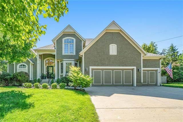 14413 Grant Street, Overland Park, KS 66221 (#2238864) :: Ron Henderson & Associates