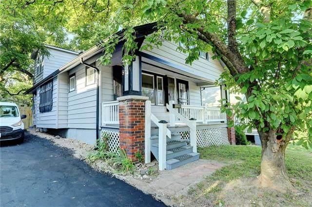 5615 E 27th Street, Kansas City, MO 64127 (#2239023) :: House of Couse Group