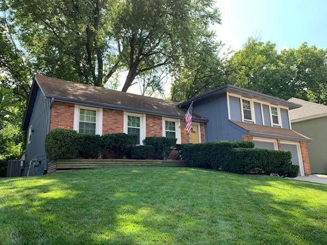 3617 NE Wild Plum Lane, Kansas City, MO 64119 (#2239114) :: Jessup Homes Real Estate   RE/MAX Infinity
