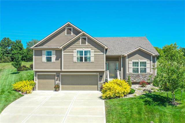 602 Tomahawk Court, Smithville, MO 64089 (#2239204) :: Edie Waters Network
