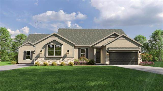 17026 W 168th Place, Olathe, KS 66062 (#2239400) :: The Kedish Group at Keller Williams Realty