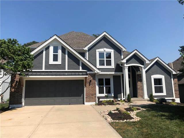 8109 N Chatham Avenue, Kansas City, MO 64151 (#2239432) :: Jessup Homes Real Estate | RE/MAX Infinity
