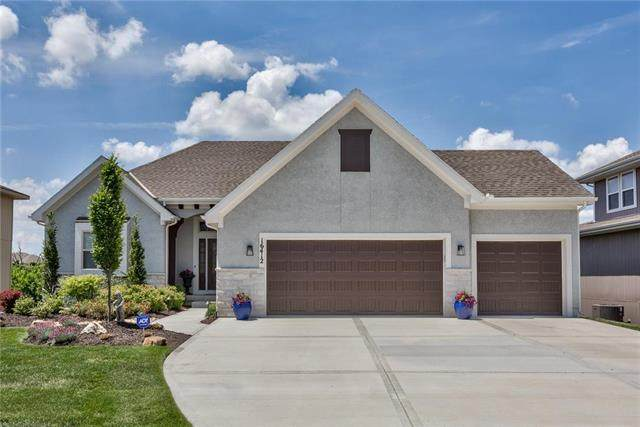 23387 W 124th Place, Olathe, KS 66061 (#2239616) :: Ron Henderson & Associates