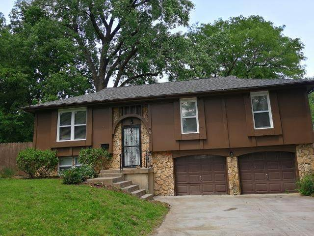 9612 W 56th Terrace, Merriam, KS 66203 (#2239635) :: Team Real Estate