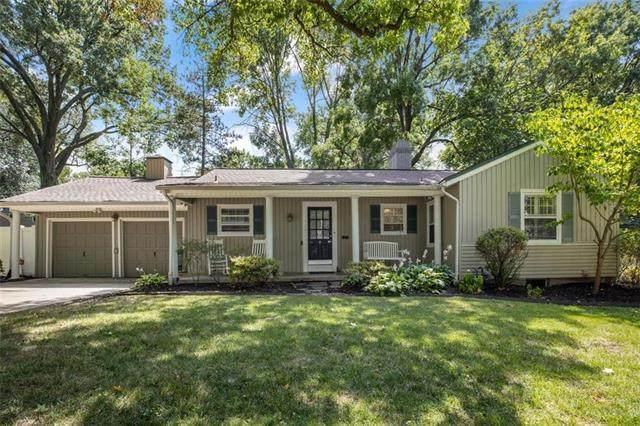 1231 W 70 Terrace, Kansas City, MO 64113 (#2239637) :: Ron Henderson & Associates