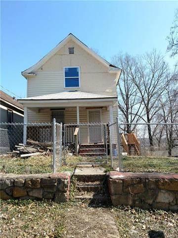 907 Ewing Avenue, Kansas City, MO 64126 (#2239671) :: Ron Henderson & Associates