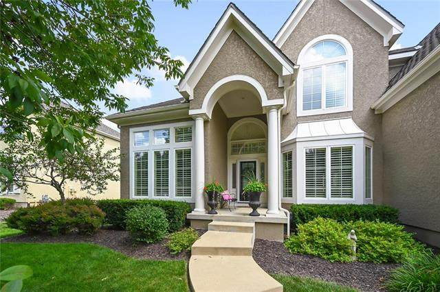 14805 Sherwood Street, Leawood, KS 66224 (#2239917) :: Ask Cathy Marketing Group, LLC