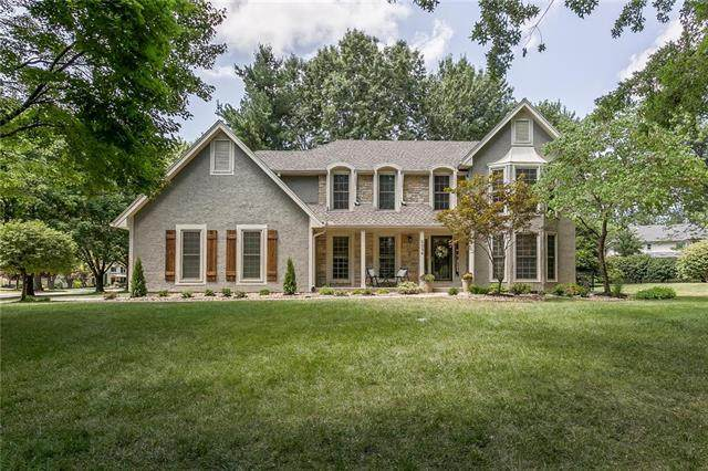 2236 W 124th Street, Leawood, KS 66209 (#2240258) :: Jessup Homes Real Estate | RE/MAX Infinity