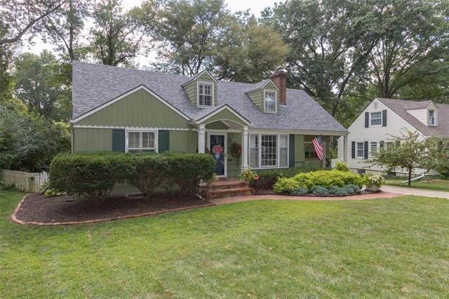 4103 W 73rd Terrace, Prairie Village, KS 66208 (#2240326) :: Ron Henderson & Associates