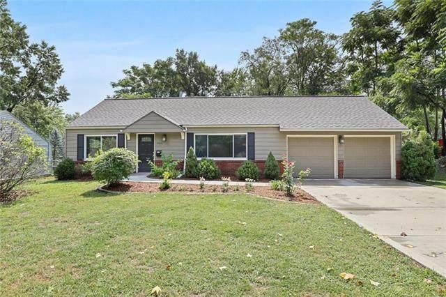 2505 W 75th Terrace, Prairie Village, KS 66208 (#2240449) :: Ron Henderson & Associates