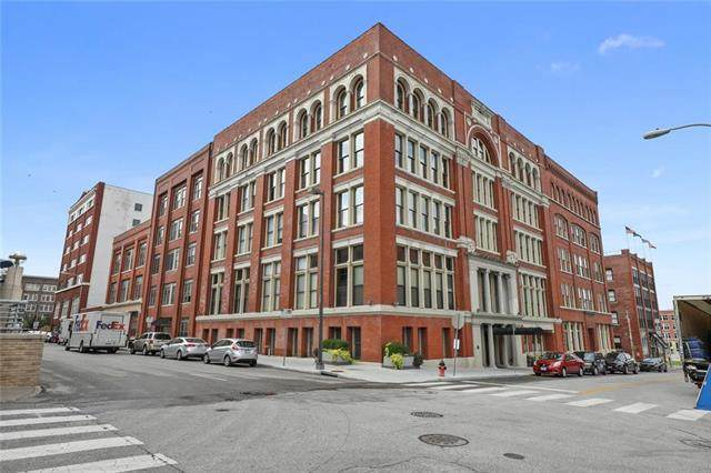 612 Central Street #207, Kansas City, MO 64105 (#2240508) :: House of Couse Group