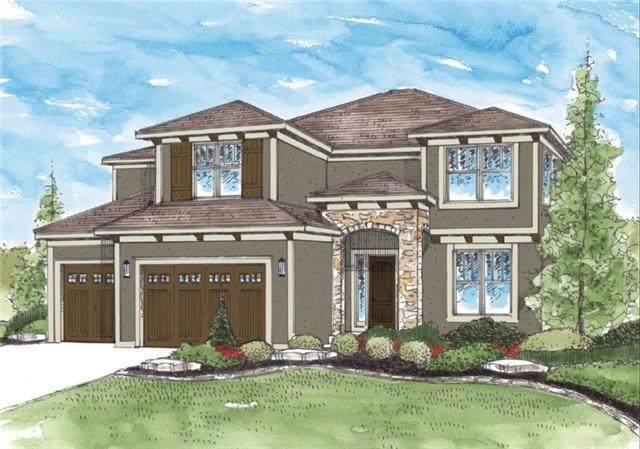 9194 Gander Street, Lenexa, KS 66227 (#2240587) :: Ron Henderson & Associates