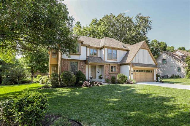 13104 High Drive, Leawood, KS 66209 (#2240644) :: House of Couse Group