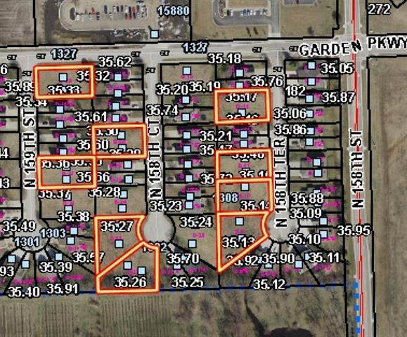 000 N Lot 23 N 158th Court, Basehor, KS 66007 (#2240777) :: Ron Henderson & Associates