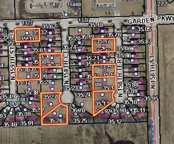 000 N Lot 10 N 158th Terrace, Basehor, KS 66007 (#2240796) :: Ron Henderson & Associates