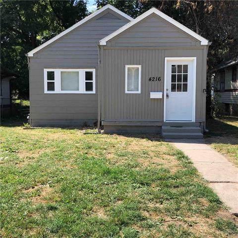 4216 Park Avenue, Kansas City, MO 64130 (#2240970) :: Jessup Homes Real Estate | RE/MAX Infinity