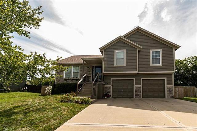 16726 Ingalls Street, Gardner, KS 66030 (#2241091) :: Ron Henderson & Associates