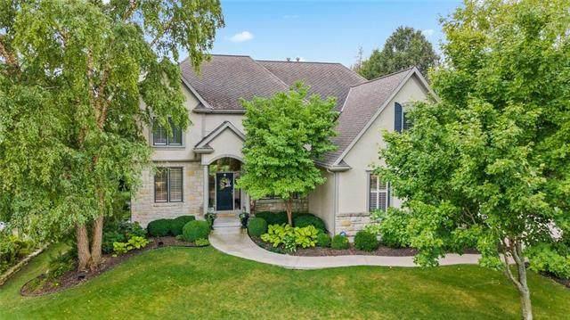 3717 W 154th Street, Overland Park, KS 66224 (#2241215) :: Five-Star Homes
