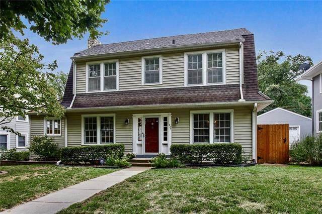 635 W 61st Terrace, Kansas City, MO 64113 (#2241546) :: Ron Henderson & Associates