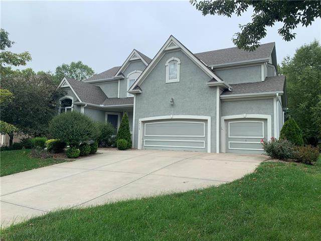 16116 Rosewood Street, Overland Park, KS 66085 (#2241550) :: House of Couse Group