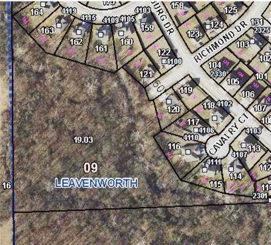 00000 Richmond Drive, Leavenworth, KS 66048 (#2241618) :: Edie Waters Network