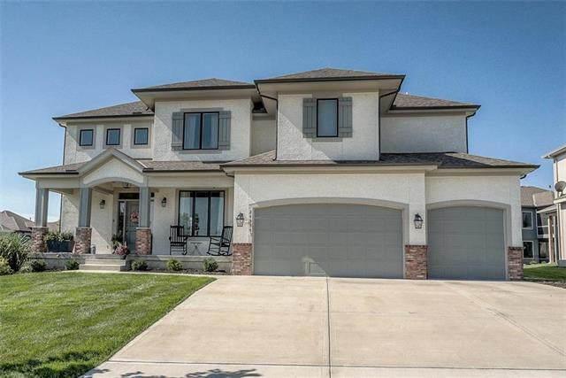 24955 W 87th Terrace, Lenexa, KS 66227 (#2241634) :: Jessup Homes Real Estate | RE/MAX Infinity