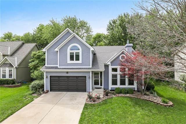 7400 Park Street, Shawnee, KS 66216 (#2241953) :: Team Real Estate