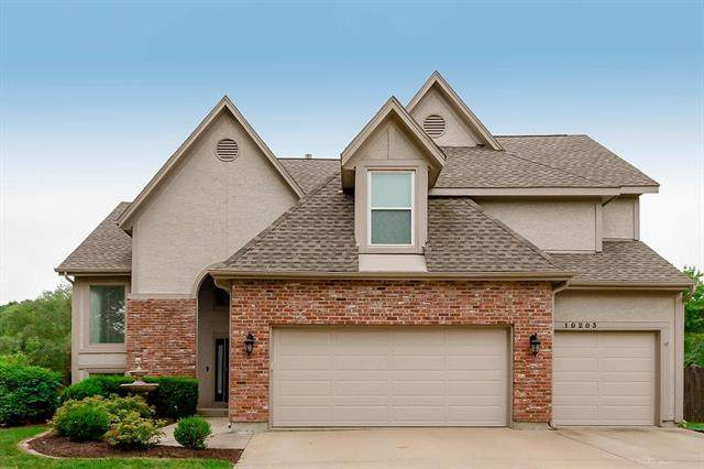 10203 W 129TH Street, Overland Park, KS 66213 (#2242039) :: Jessup Homes Real Estate | RE/MAX Infinity