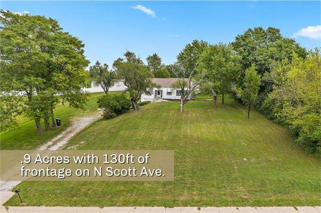 1215 N Scott Avenue, Belton, MO 64012 (#2242045) :: Edie Waters Network