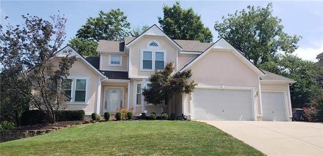 12745 S Constance Street, Olathe, KS 66062 (#2242139) :: Dani Beyer Real Estate