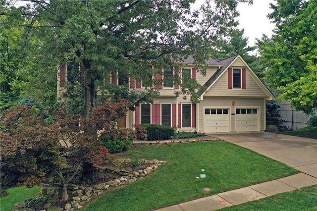14405 W 58th Street, Shawnee, KS 66216 (#2242142) :: Ron Henderson & Associates